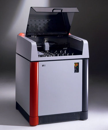 X-Ray Fluorescence Spectrometer (Courtesy of Bruker AXS)
