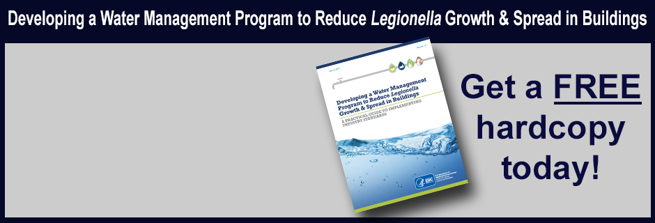 CDC Legionella Book