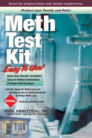 Free Meth Test Kit