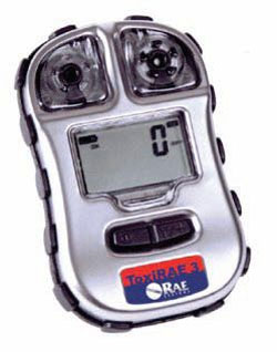 ToxiRae 3 CO Monitor, 0-1999PPM