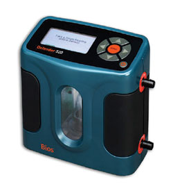 Bios Defender 510H-High Flow 300 ml/min-30 L/min Calibrator