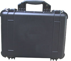 Pelican Case for Lighthouse Particle Counter