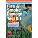 Fire & Smoke Damage Test Kit